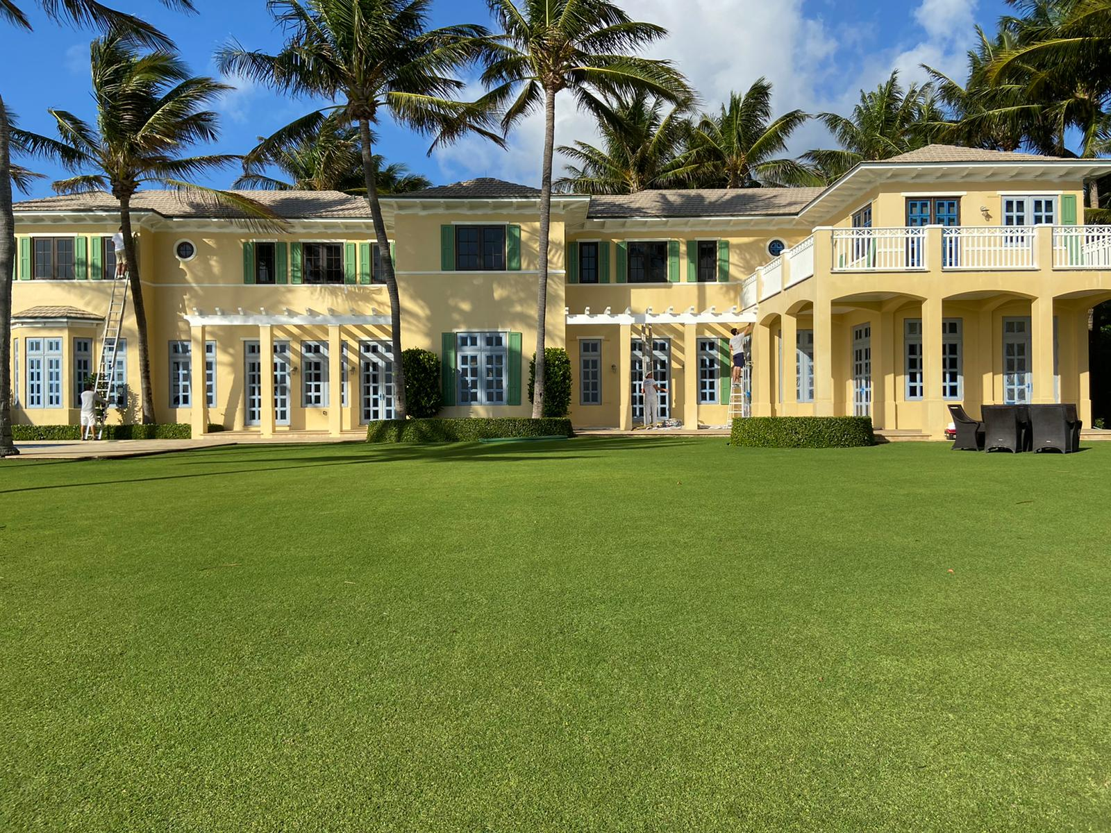 Complete Exterior WPB House