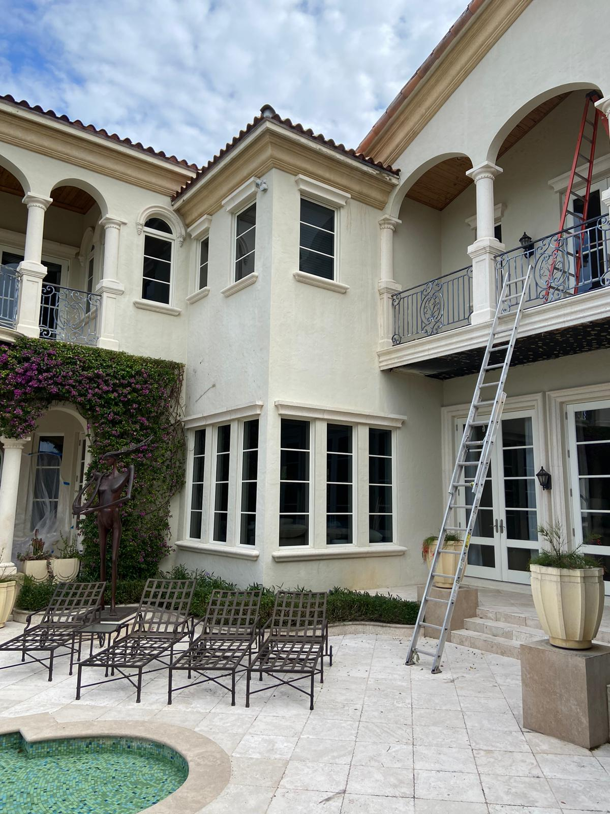 Before- Large Boca House